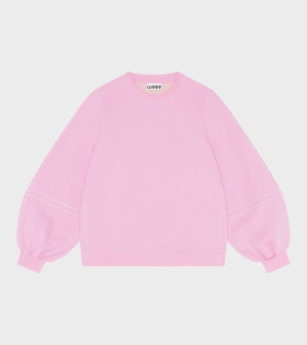 Ganni - Software Sweatshirt Sweet Lilac