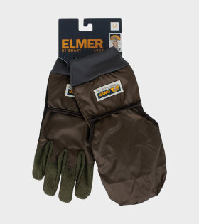 Elmer By Swany - EM304 Gloves Brown/Khaki