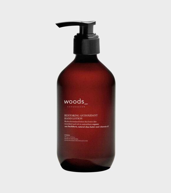 Woods Copenhagen - Restoring Antioxidant Hand Lot 200 ml.