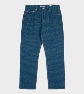 Our Legacy - Formal Cut Bedford Denim Blue