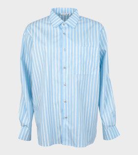 Marimekko - Jokapoika Shirt Light Blue