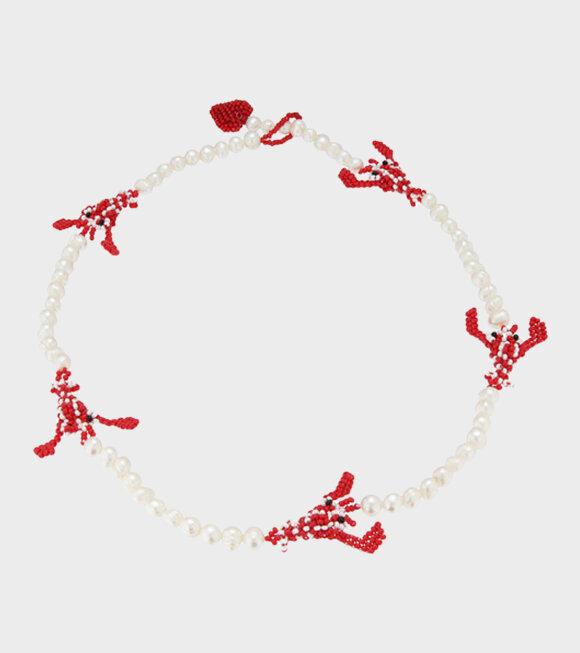 Pura Utz - Lobster Necklace