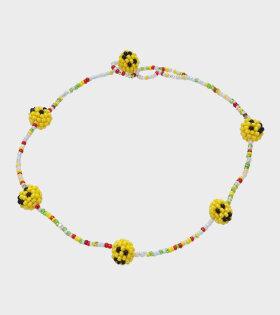 Smiley Multi Color Necklace