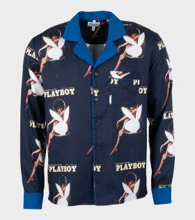 Soulland - Playboy December Jean Shirt Navy