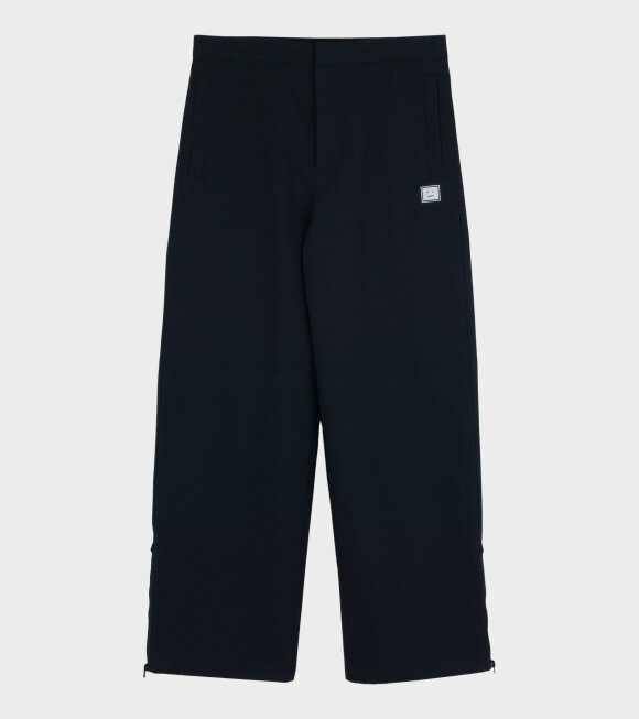 Acne Studios - Pollux Struct Face Trousers Black