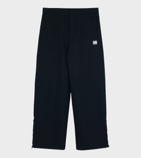 Pollux Struct Face Trousers Black