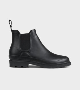 Angulus - Rubber Boots Black