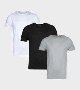Paul Smith - Basic T-shirts 3 Pack Multi