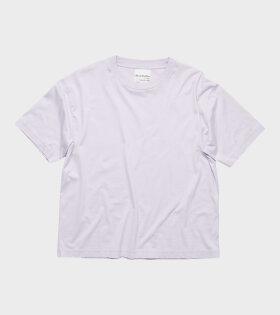 Edie Pink Label T-shirt Purple