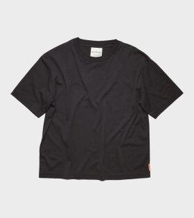 Acne Studios - Edie Pink Label T-shirt Black