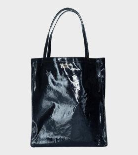 Oilcloth Tote Black