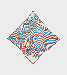 Acne Studios - Psychedelic Scarf Sand Beige