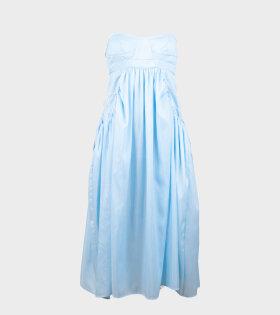 Cameron Dress Celeste Blue