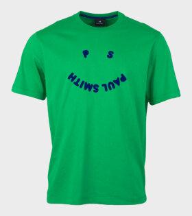PS Happy T-shirt Green