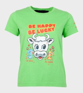The Magda T-shirt Green
