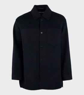 Domen Double Jacket Black