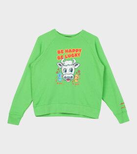 The Magda Sweatshirt Green