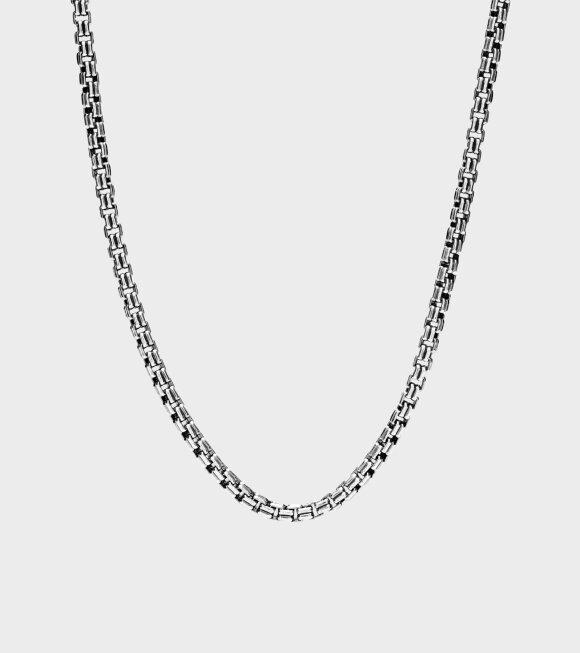 Tom Wood - Venetian Chain Double Silver