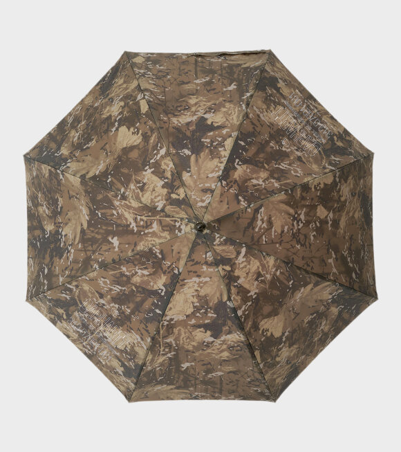 Carhartt WIP - Camo Combi Umbrella Brown