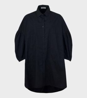 Henrik Vibskov - Moment Shirt Dress Black