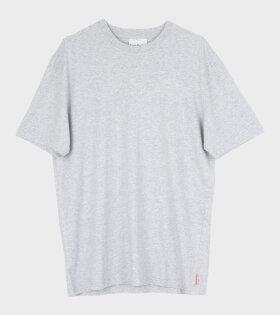 Everrick Pink Label T-shirt Grey