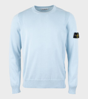 Basic Knit Light Blue