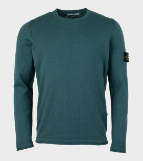 Plain Knit Green