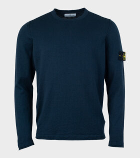 Plain Knit Navy