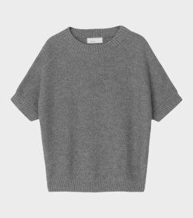 Brigida Sweater Grey Melange
