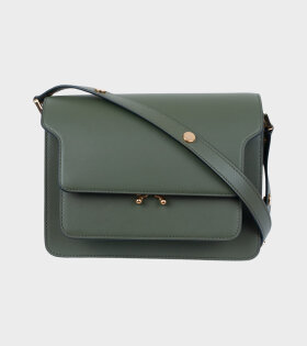 Medium Trunk Bag Army Green