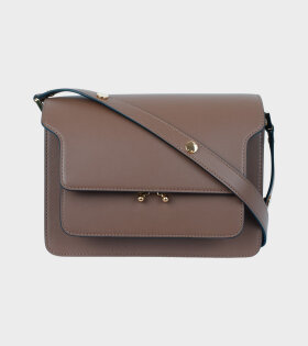 Medium Trunk Bag Brown