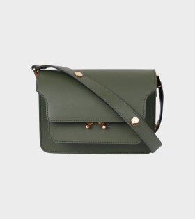 Mini Trunk Bag Army Green