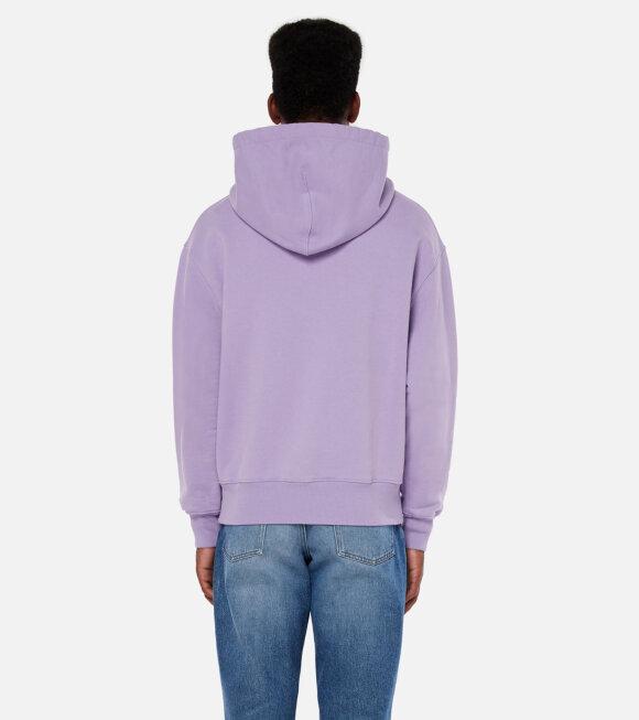 AMI - Ami de Coeur Hoodie Purple