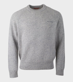 Acne Studios - Kowhai Knit Grey