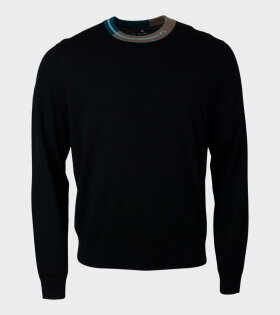 Paul Smith - Pullover Knit Black