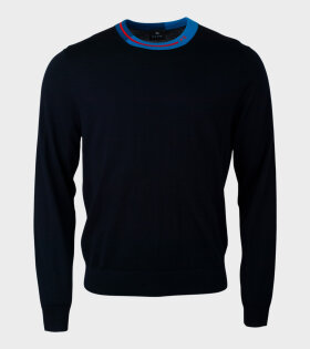 Paul Smith - Pullover Knit Navy