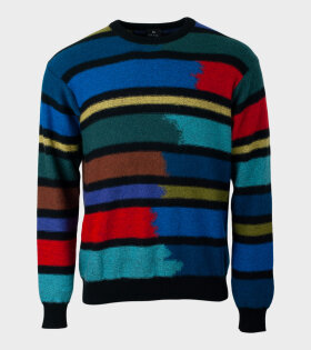 Paul Smith - Striped Knit Multi