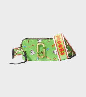 The Magda Bag Green