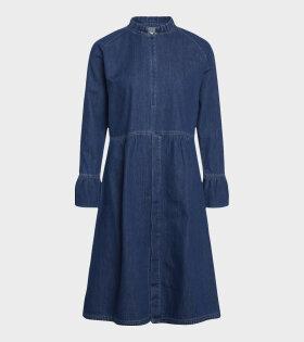 Light Indiego Dupina Dress Denim Blue