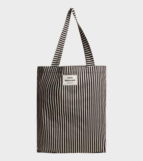 Sacky Atoma Bag Black/White