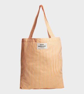 Sacky Atoma Bag Tangerine/White