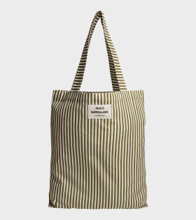 Sacky Atoma Bag Army/Off-White