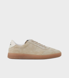 Suede Troy Sneakers Dune/Beige