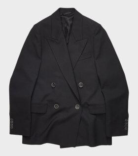 Acne Studios - Janny Suit Jacket Black