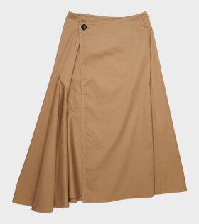 Acne Studios - Casual Skirt Light Brown