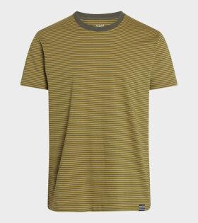 Favorite Mini Thor T-Shirt Olive/Mustard