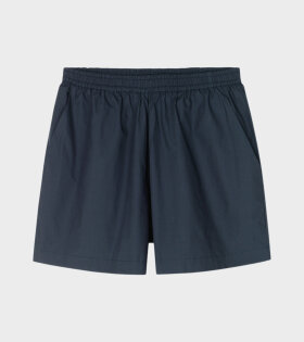 Aiayu - Lulu Poplin Shorts Navy