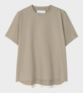 Aiayu - Short Sleeve Tee Seagrass