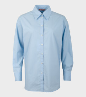 Acne Studios - Stella Poplin Shirt Sky Blue