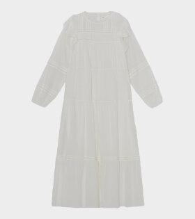 New Jasmine Dress Light Cream